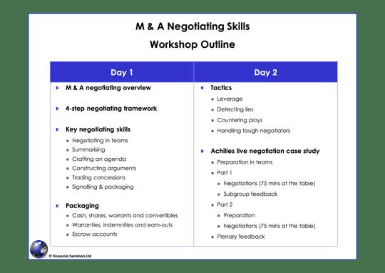 M & A Negotiation Skills_1